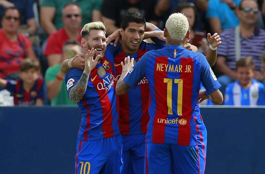 «Барселона» несмогла переиграть «Атлетико»