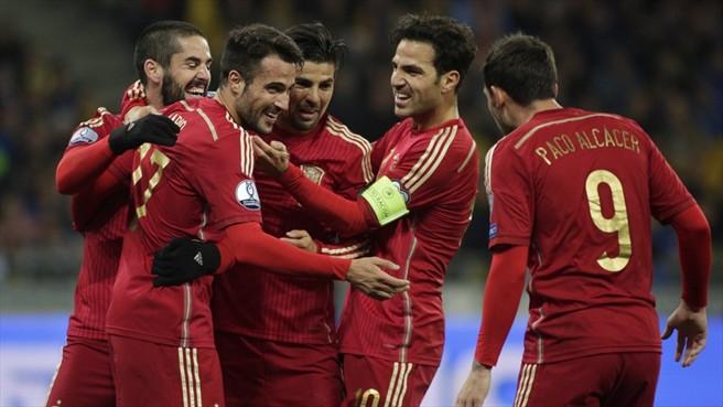 Испания вошла вПике