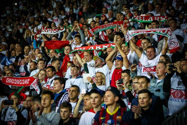 Белорусы обещали вотборочном турнире ЧМ-2018 расстроить нетолько лишь Францию