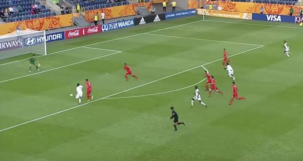 Четырьмя поединками стартовал футбольный чемпионат мира U-20
