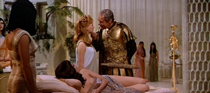 Порно фильм клеопатра в хорошем качестве