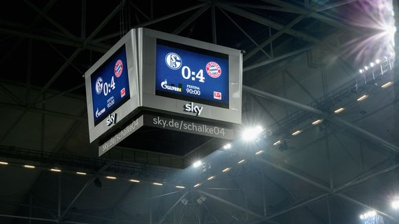 Немецкая Бундеслига. Шесть главных событий 6-го тура. «Ноль-четыре»