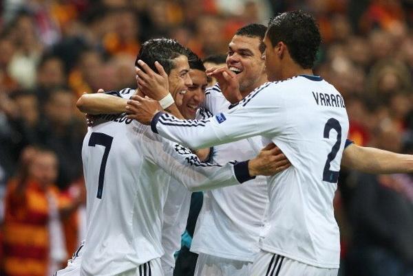 Испанская Ла лига. 1-й тур. «Реал» — «Бетис» — 2:1. Хроника событий