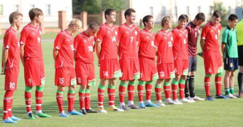 Сегодня молодежная сборная Беларуси сыграет со сборной Германии