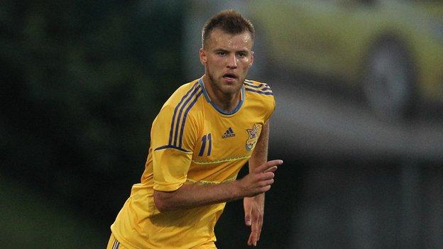 Latest transfer rumours: Real Madrid target Yarmolenko