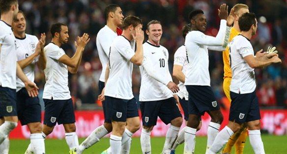 Товарищеские матчи. Англия — Германия — 0:1. Хроника событий