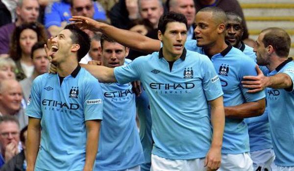 Лига чемпионов-2013/14. Группа «D». «Манчестер Сити» — «Виктория». Прогноз. «Останется только Пльзень»