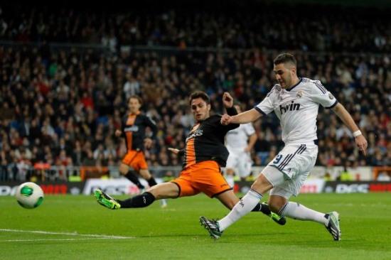 Испанская Ла лига. «Валенсия» — «Реал». Онлайн-трансляция начнется в 23.55