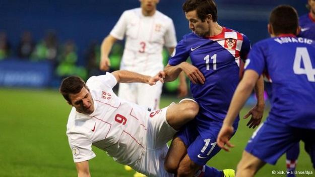 Чемпионат мира-2014. Отборочный турнир. Сербия — Хорватия. Прогноз. «Война продолжается»