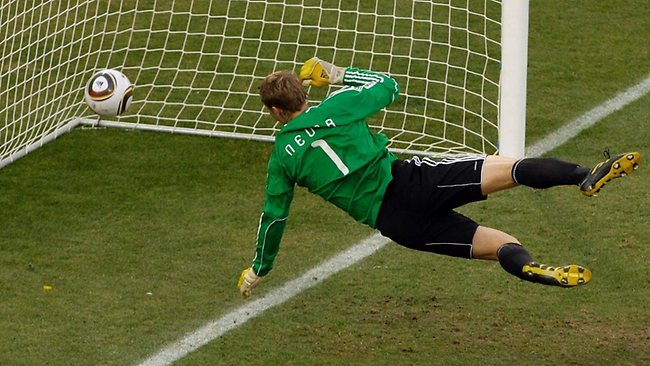 FIFA confirmed introduction of goal-line technology at 2014 World Cup in Brazil