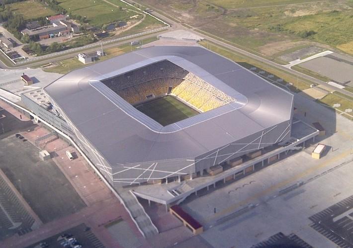 Во Львове снесут стадион, построенный к Евро-2012?