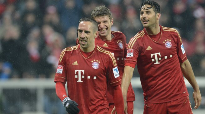 Champions League fixtures preview: Bayern vs Juventus