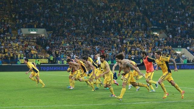 Лига чемпионов-2013/14. «Металлист» — ПАОК. Онлайн-трансляция начнется в 21.00