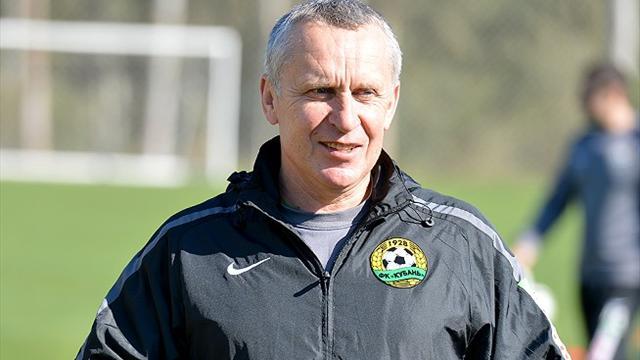Имя нового главного тренера «Кубани» станет известно 12 июня