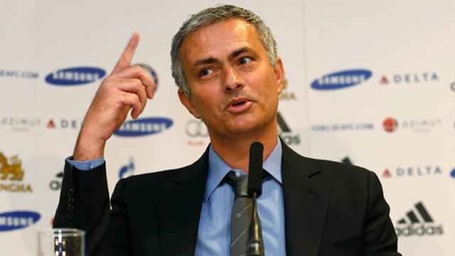 Жозе Моуринью: «Челси» постарается подписать форварда
