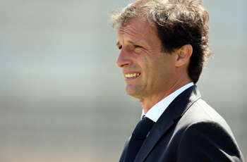 Allegri is a footstep away from dismissal