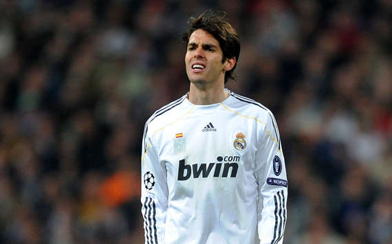 The future of Kaká is uncertain