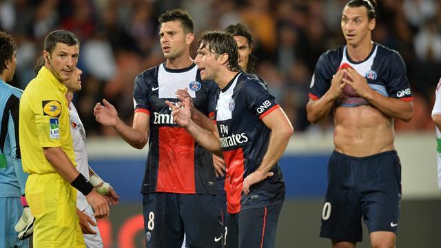 Французская Лига 1. «ПСЖ» — «Нант» — 5:0. Хроника жесткого доминирования