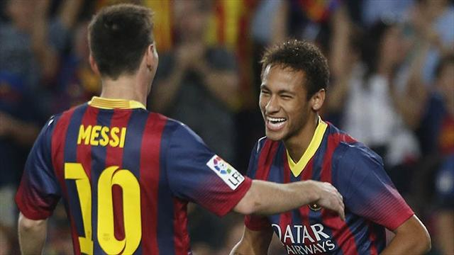 Испанская Ла лига. «Барселона» нанесла поражение «Реалу»