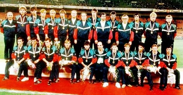 Они сражались за Родину. Золото Сеула сборной СССР