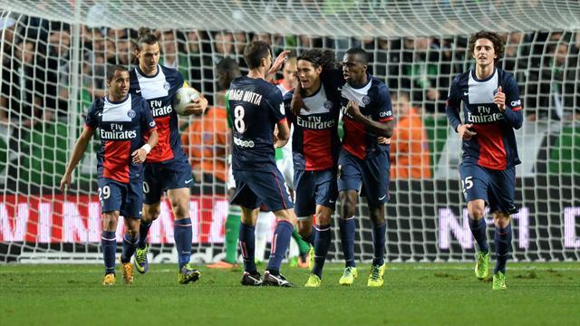 Французская Лига 1. Пять главных событий 11-го тура