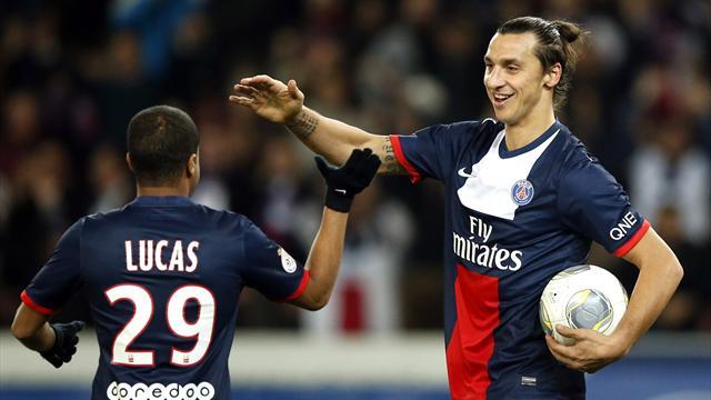 Французская Лига 1. Хет-трик Ибрагимовича и пять других главных событий 13-го тура