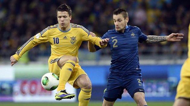 Чемпионат мира-2014. Франция — Украина — 3:0. Хроника событий
