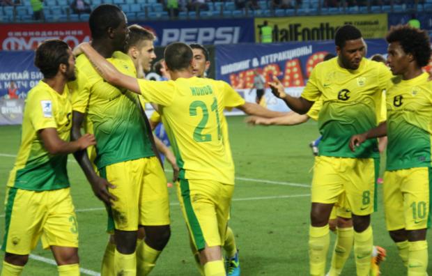 Лига Европы-2013/14. «Анжи» нанес поражение «Тромсе»