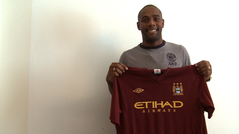 Майкон заключил контракт с «Манчестер Сити»