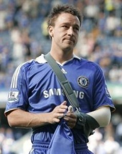 Terry appears in court for racial abuse