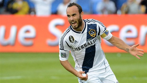 Donovan is committed to Galaxy