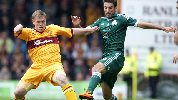 Motherwell FC failed to make a winning start in the Champions League