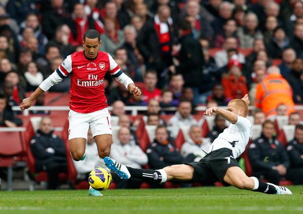 Английская Премьер-лига. 3-й тур. «Арсенал» — «Тоттенхэм» — 1:0. Хроника событий