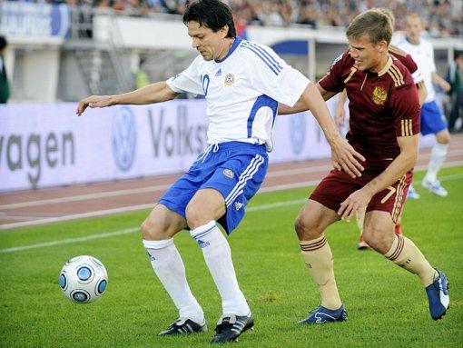 Сборная Финляндии обыграла чехов в товарищеском матче