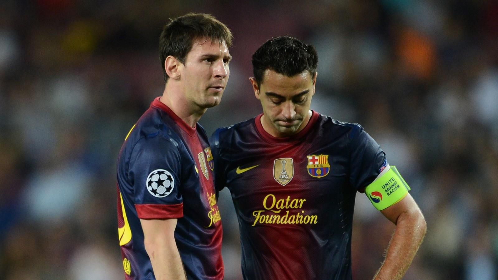 Хави: основное отличие «Барселоны» от сборной Испании — это Месси