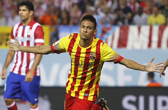 Суперкубок Испании. «Барселона» — «Атлетико» — 0:0. Хроника событий