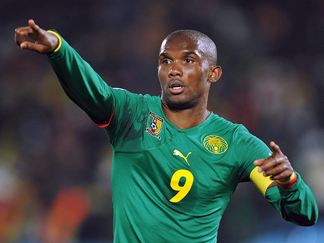 Самюэль Это'О возвращается в сборную Камеруна