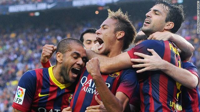 Испанская Ла лига. Страх и ненависть 10-го тура