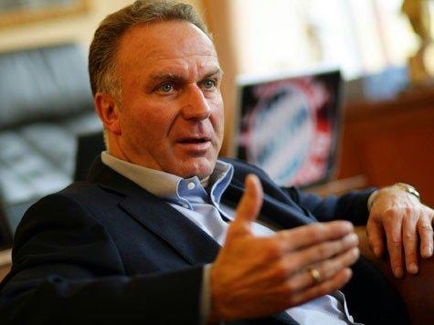 Карл-Хайнц Румменигге: «Очень просто бросаться миллионами евро»