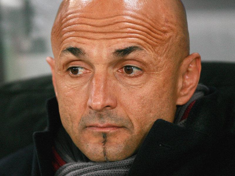 Лучано Спаллетти: «Этот матч станет для нас отправной точкой»