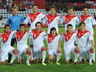 Молодежная сборная России сыграла вничью с молдаванами — 2:2