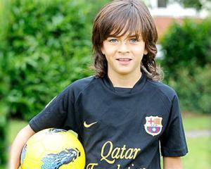 «Барселона» подписала юного «ирландского Месси»