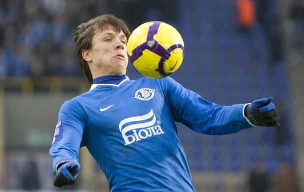 Киевское «Динамо» и донецкий «Шахтер» предлагают за Евгения Коноплянку 30 миллионов евро