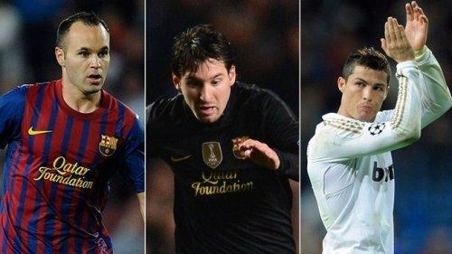 Сегодня УЕФА назовет имя лучшего футболиста Европы