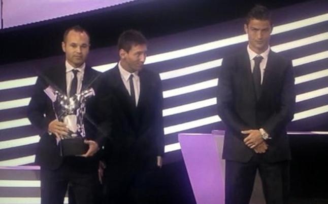 Роналду может больше не появиться на мероприятиях УЕФА