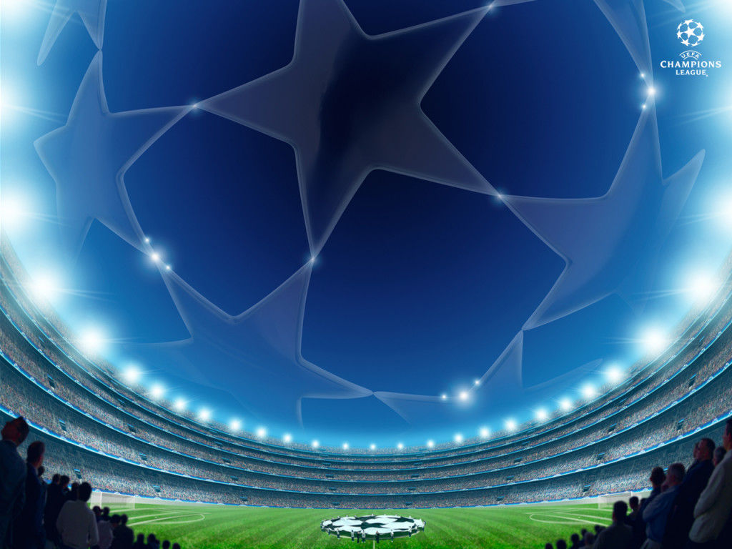 Champions League first round