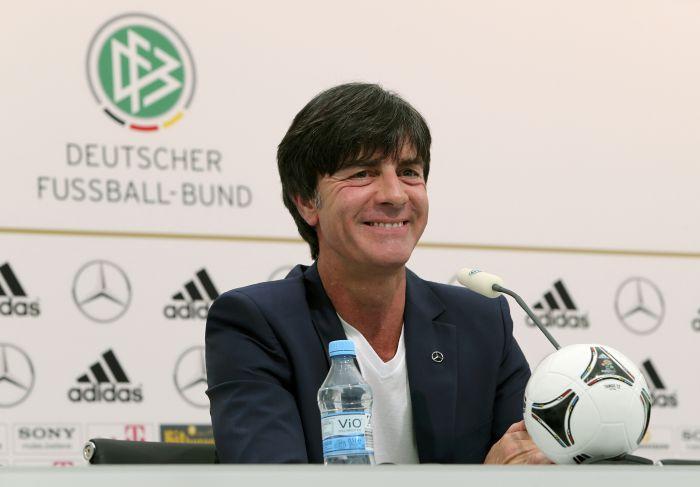 Лёв продлит контракт с немецкой Федерацией футбола