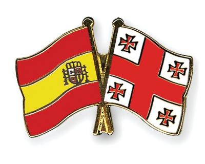 Испания одержала трудовую победу над Грузией