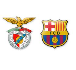 Лига чемпионов-2012/13. Группа «G». «Бенфика» ― «Барселона» ― 0:2. «Без шансов для хозяев»
