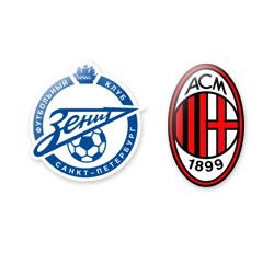 Халк и Кержаков выйдут с первых минут против «Милана»